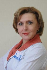 Cмирнова Светлана Сергеевна.