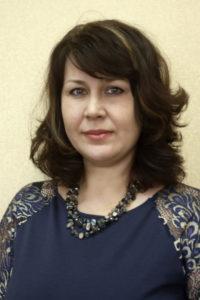 Журова Ирина Александровна.