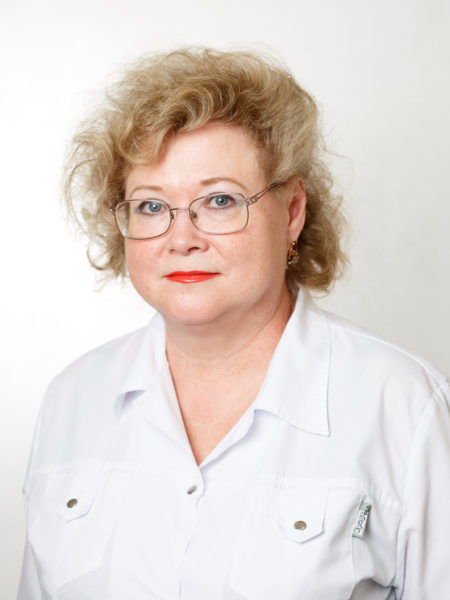 Демакова Людмила Николаевна