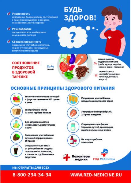 #РЖДМедицинаНаЗдоровье