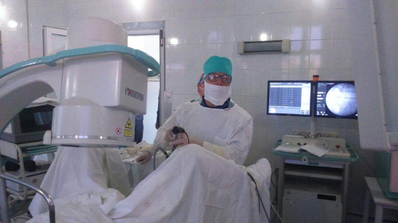 лазерная литотрипсия