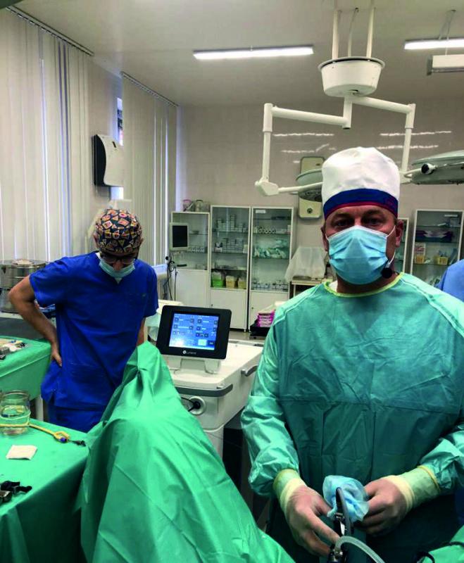 оперирует Севрюков1